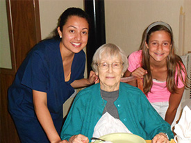 Admission to Jeanne Jugan Residence - Little Sisters of the Poor